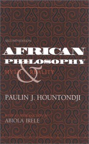 Download African philosophy
