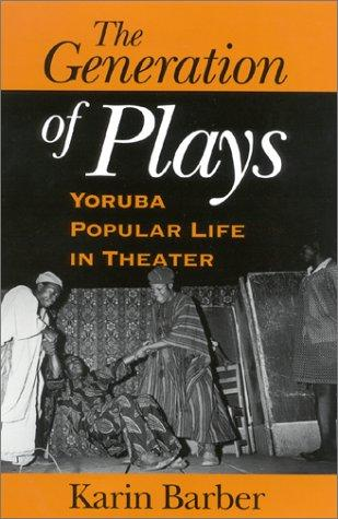 Download The generation of plays