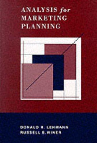 Download Analysis for marketing planning