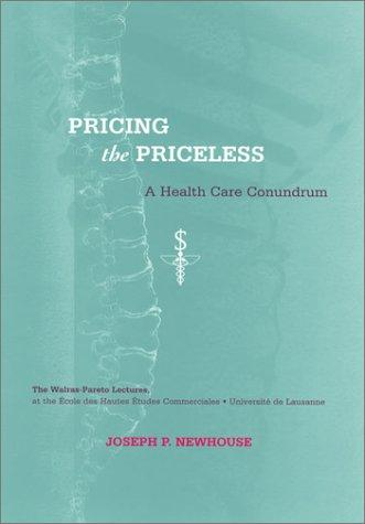 Download Pricing the Priceless