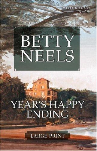 Year's Happy Ending (Betty Neels Large Print Collection)