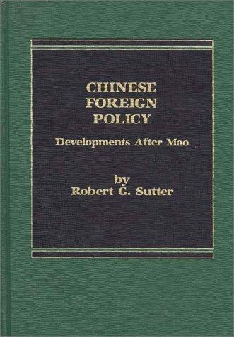 Download Chinese Foreign Policy