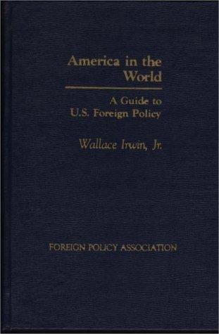 Download America in the World