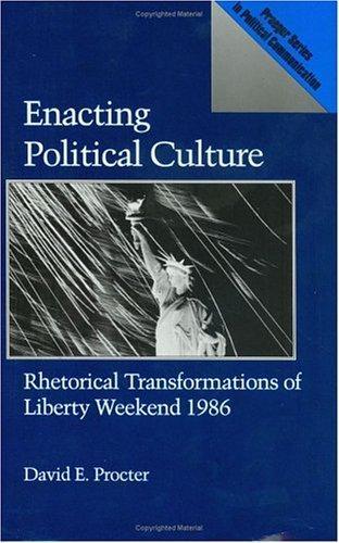Download Enacting political culture
