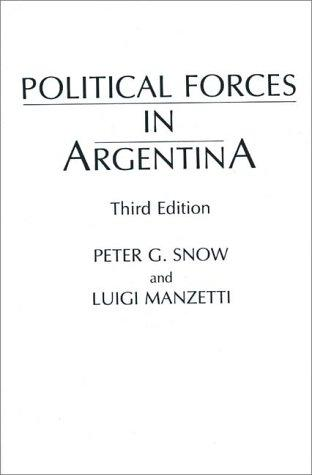 Download Political forces in Argentina