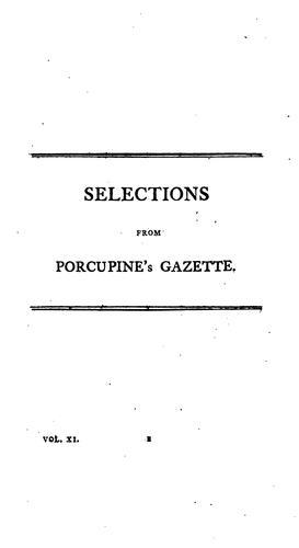 Download Porcupine's works