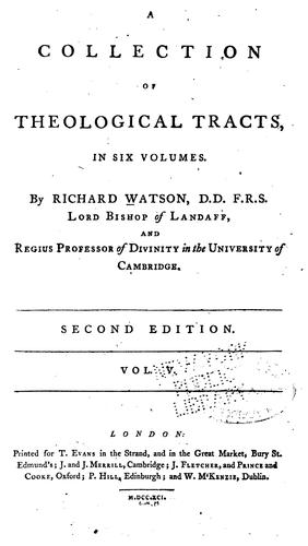 Download A collection of theological tracts.