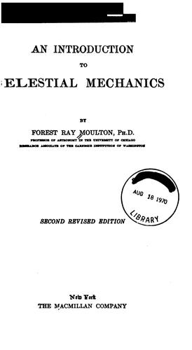 Download An introduction to celestial mechanics