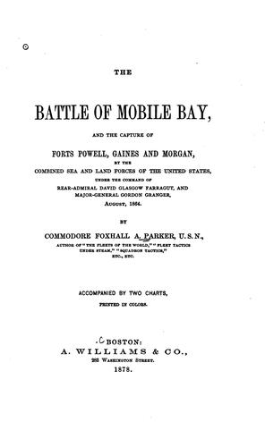 Download The battle of Mobile Bay