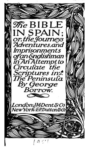 Download The Bible in Spain
