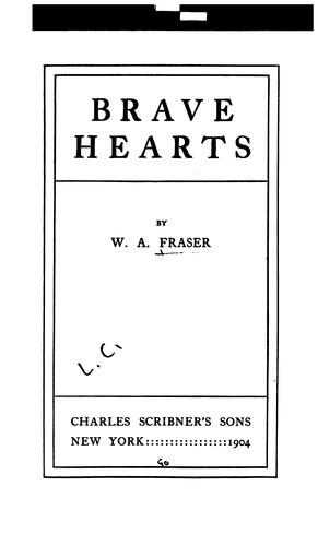 Brave hearts.