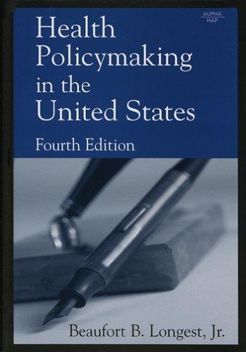 Download Health policymaking in the United States
