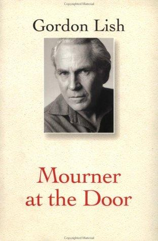 Mourner at the door