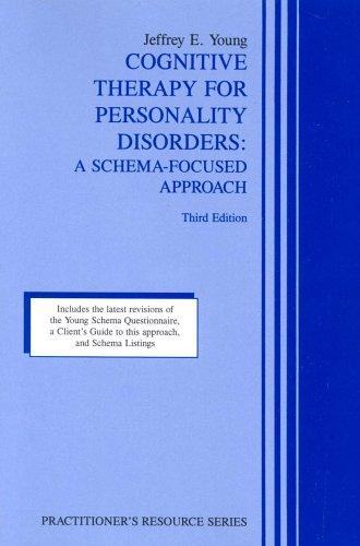 Download Cognitive therapy for personality disorders