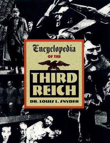 Download Encyclopedia of the Third Reich