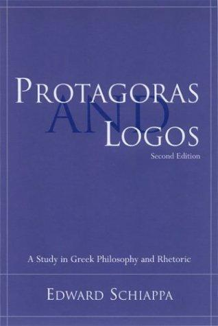 Protagoras and Logos