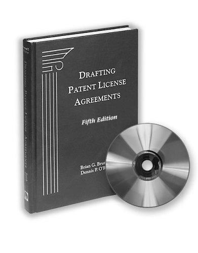 Download Drafting patent license agreements