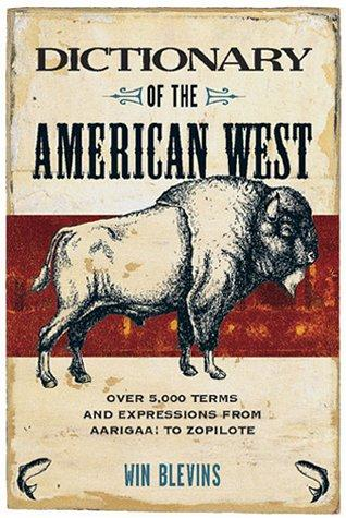 Download Dictionary of the American West