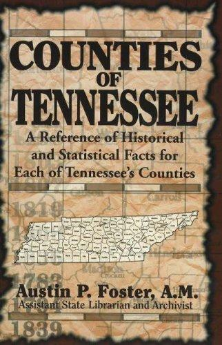 Download Counties of Tennessee