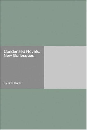 Download Condensed Novels