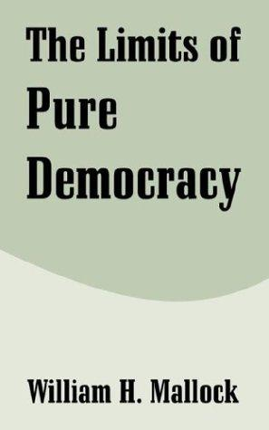 Download The Limits Of Pure Democracy