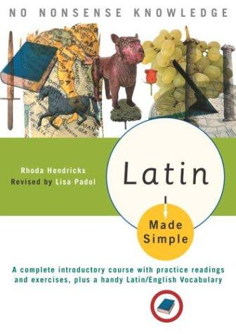 Download Latin made simple