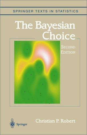 Download The Bayesian choice