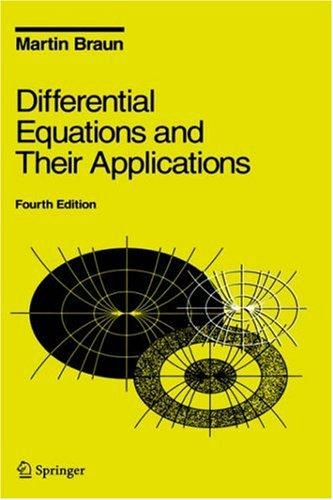 Download Differential equations and their applications