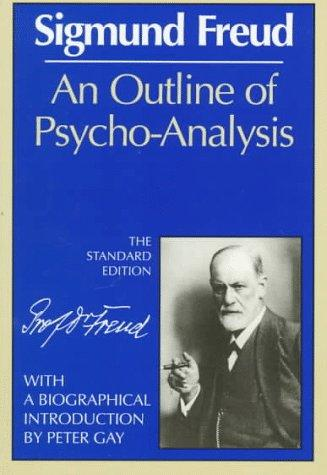 Download An Outline of Psycho-Analysis