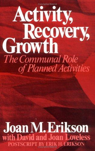 Download Activity, recovery, growth