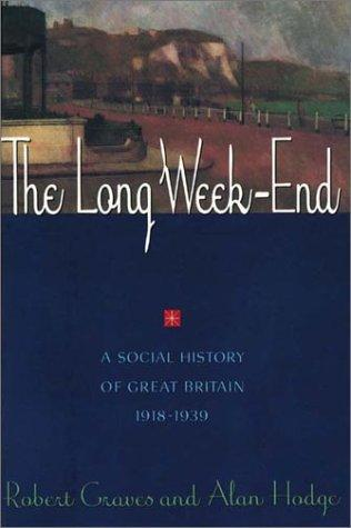 The Long Week-End