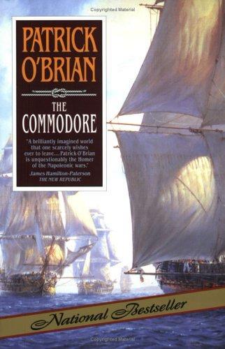 The Commodore (Aubrey-Maturin Series)