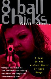8 Ball Chicks [Paperback] by Sikes, Gini