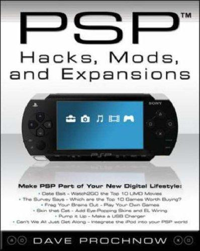 PSP Hacks, Mods, and Expansions