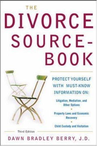 The Divorce Sourcebook