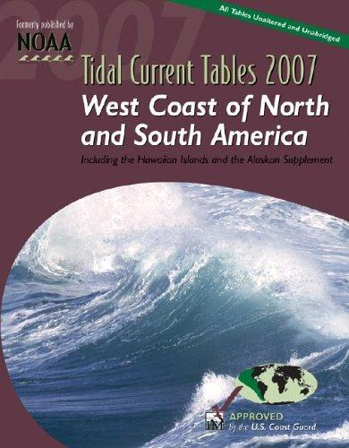 Tide Tables 2007