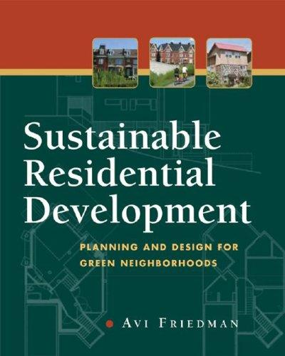 Download Sustainable Residential Development