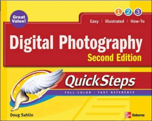 Digital Photography QuickSteps, 2nd Edition (Quicksteps)