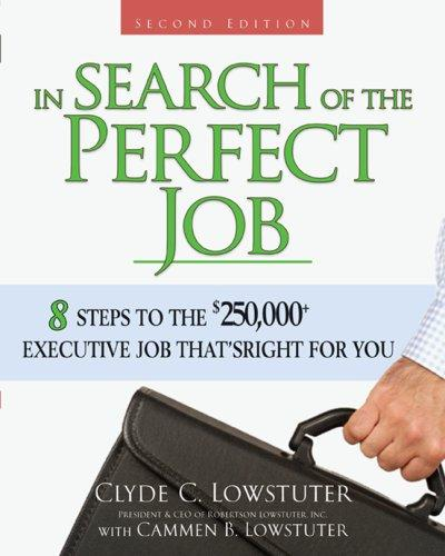 Download In Search of the Perfect Job
