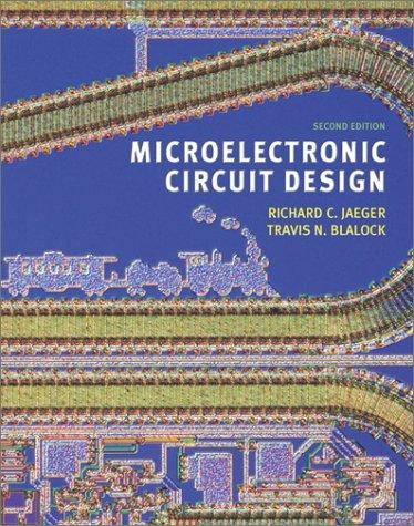 Download Microelectronic circuit design
