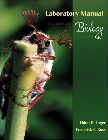 Download Laboratory Manual to accompany Concepts In Biology