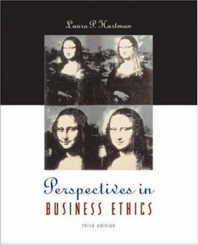 Download Perspectives in Business Ethics