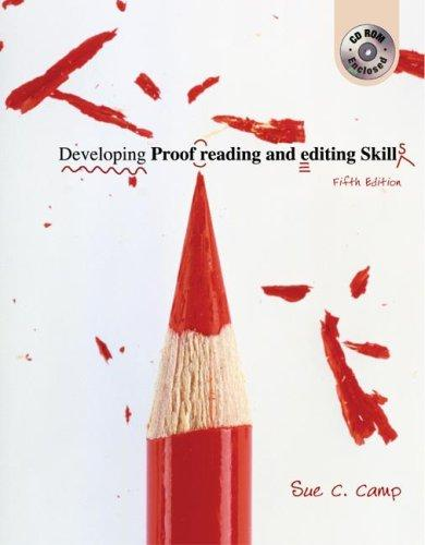 Download Developing proofreading and editing skills
