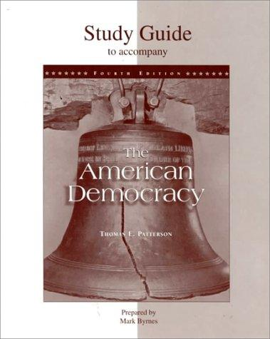 Download Study Guide to Accompany the American Democracy