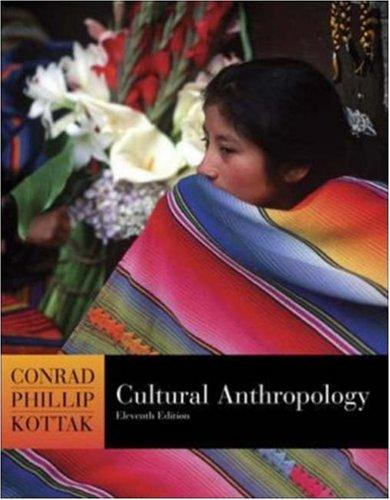 Download Cultural Anthropology, with Living Anthropology Student CD and PowerWeb