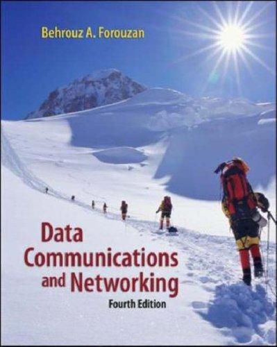 Data Communications Networking (McGraw-Hill Forouzan Networking)