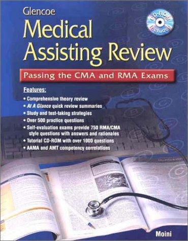 Glencoe Medical Assisting Review