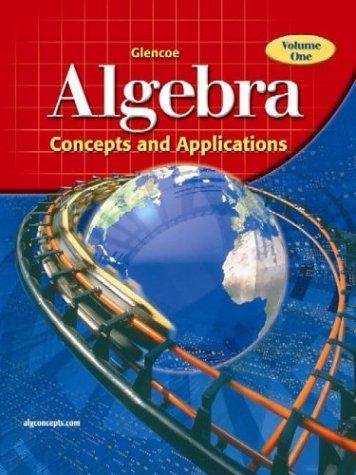 Download Glencoe Algebra