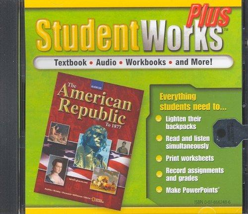 The American Republic to 1877, StudentWorks Plus CD-ROM