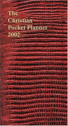 Download The Christian Pocket Planner 2002